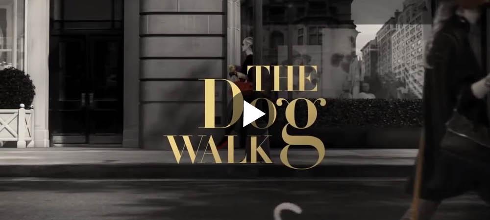 Ralph Lauren presenterar The Dog Walk