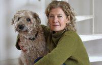 Hunden Selma har blivit dement