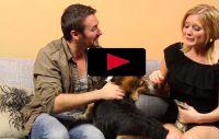 Bästa överraskningen till hundtokig flickvän
