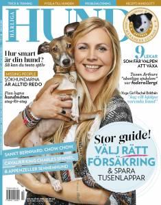 Härliga Hund nr 10 -5 med Rachel Bråthén på omslaget