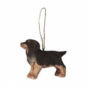 Julgransgranshaenge-Hund