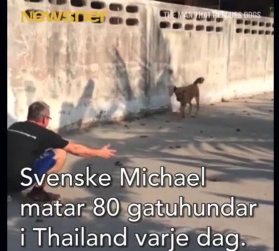 33 miljoner har sett filmen om svenske Michael