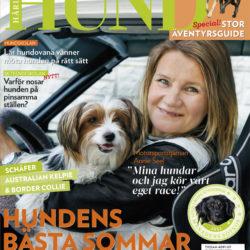 Nya numret av Härliga Hund i butik den 27 juni.