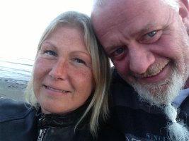 Jessica & Bill på Dagis Nattis i Bredsand