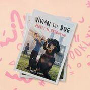 Omslaget till boken om Vivian