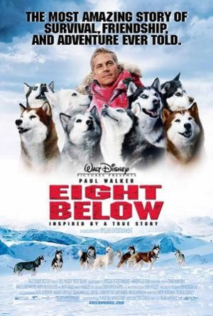 Poster för filmen Eight Below