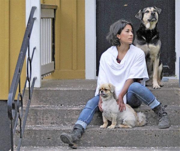 Lever hundar i fångenskap?