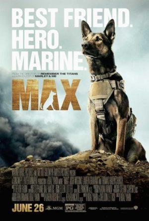 Filmaffisch Max