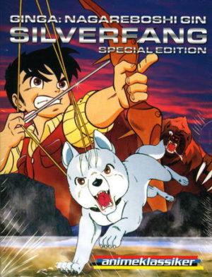 Filmaffisch Silver Fang