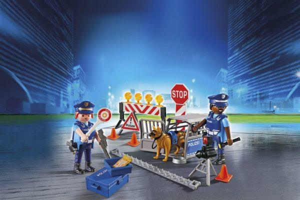 Tävla om Playmobils polishund!