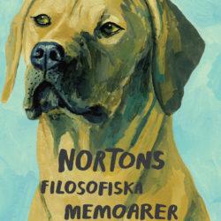 """Omslaget till boken """"Nortons filosofiska memoarer"""""""