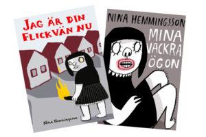 Vinnare Nina Hemmingsson-böckerna!