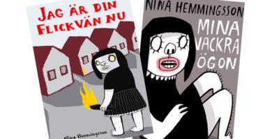 Vinn bokpaket: 2 x Nina Hemmingsson