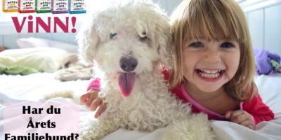Har du Årets Familjehund?