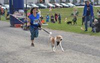 Hunden Chico gjorde Karin till löpare