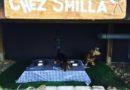 13-åriga taxen Smilla öppnar restaurang