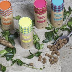 Nytt livsstilsvarumärke satsar på ekologiskt hundgodis