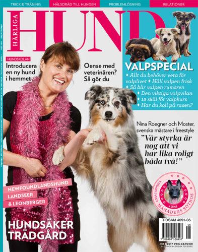 Härliga Hund nr 6 2017