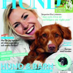 Nytt nummer Härliga Hund nr 8 2017