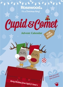 QU2376 Cupid and Comet Advent Calendar for Dogs HR_NO_CUTTER
