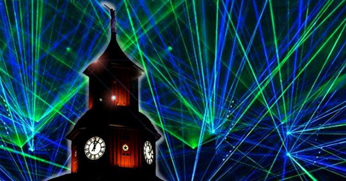 Lidköping skippar fyrverkerier – väljer laser!