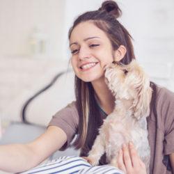 Handen på hjärtat - hur många bilder tar du på din hund?