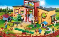 Vinn Playmobil leksaker