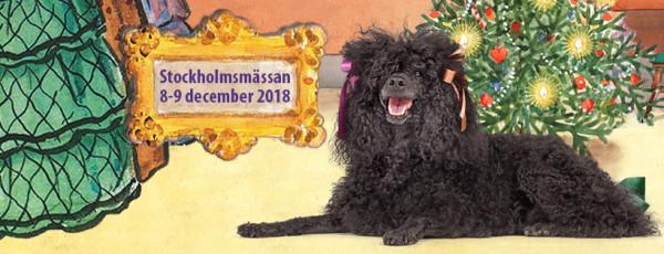 7 500 hundar på Stockholm hundmässa
