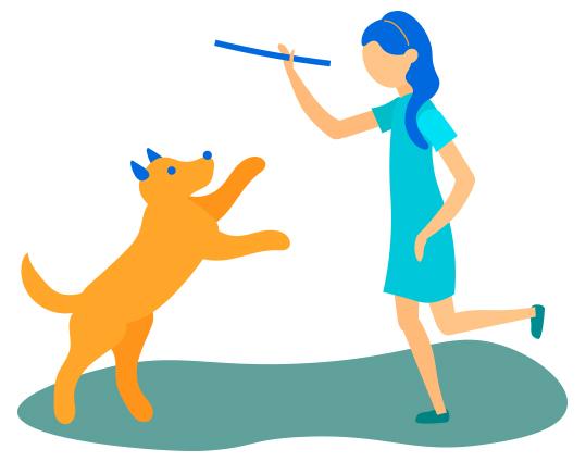 Säkrare hem för hund och barn